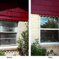 Carrollton-Window-Replacement-Before-and-After